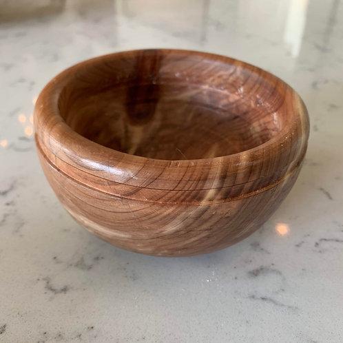 Custom Turned Wood Bowl