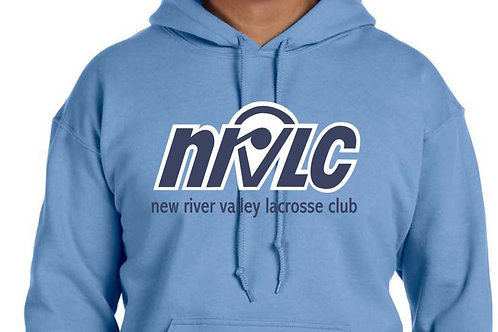 NRVLC Carolina Blue Hoodie - Youth and Adult Sizes