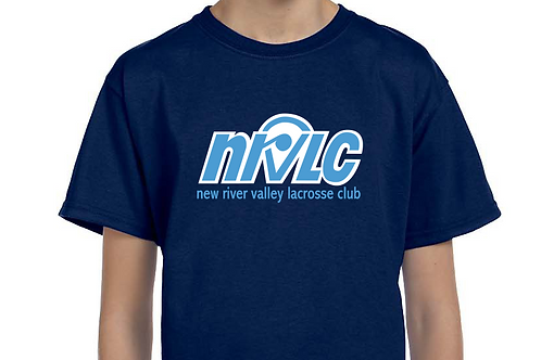 NRVLC Youth Cotton Short Sleeve Tee