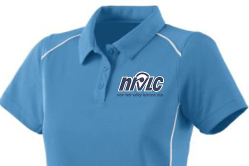 NRVLC Womens' Polo Spirit Shirt - Great for Coaches or Team Managers