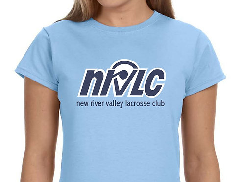 NRVLC Performance Wicking Womens' Crew Short Sleeve Tee