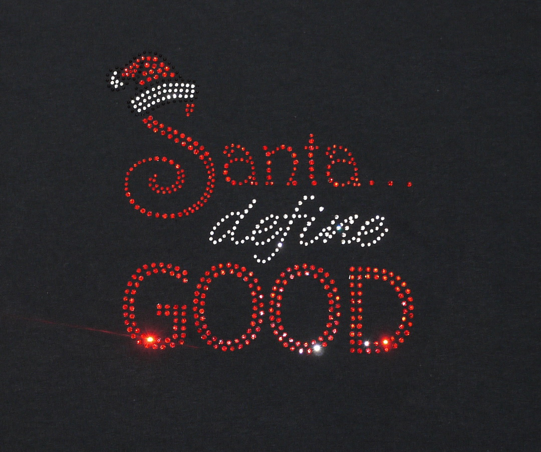 Santa Define Good REady for Promotion