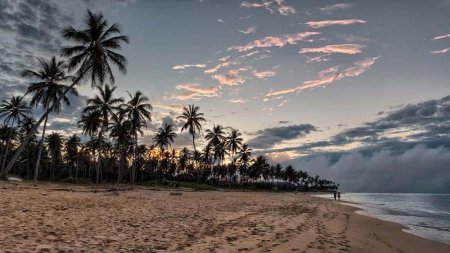 Playa Bavaro, costa cruceros