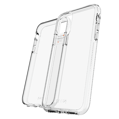 """Gear4 D30 Case For Apple iPhone 11 (6.1"""") - Crystal Clear"""
