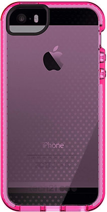 tech21 Impact Mesh Case for iPhone 5 5s SE - Pink