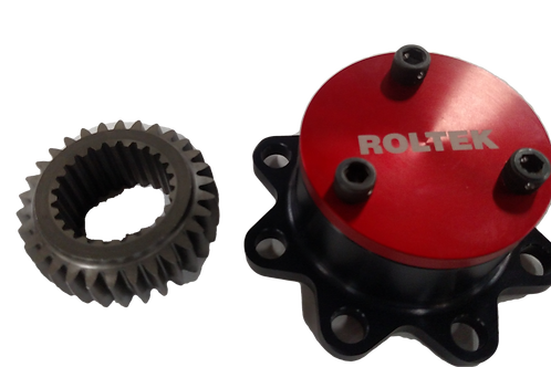 8-Bolt Cambered Drive Flange