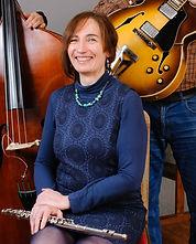 Valérie WALTER, BLUE KI PROJECT, flûte traversière et chant