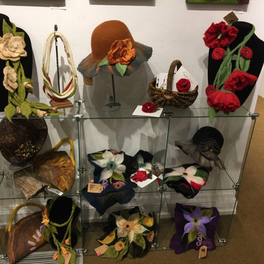 Display at the Pittsburgh Center for the Arts