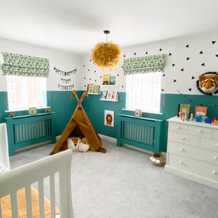 Jungle Room Design