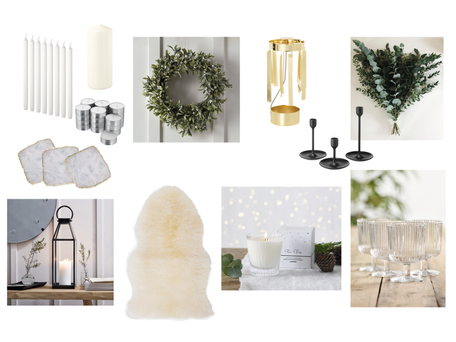 All I Want For Christmas... Top 10 Interior Decor Items To Get You Feeling Festive