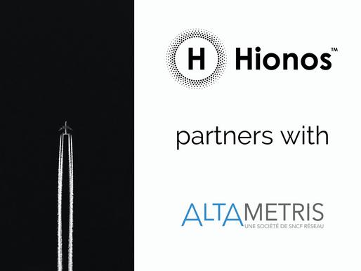 Altametris and Hionos Agreed on a Partnership!