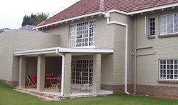 Van der Berg House