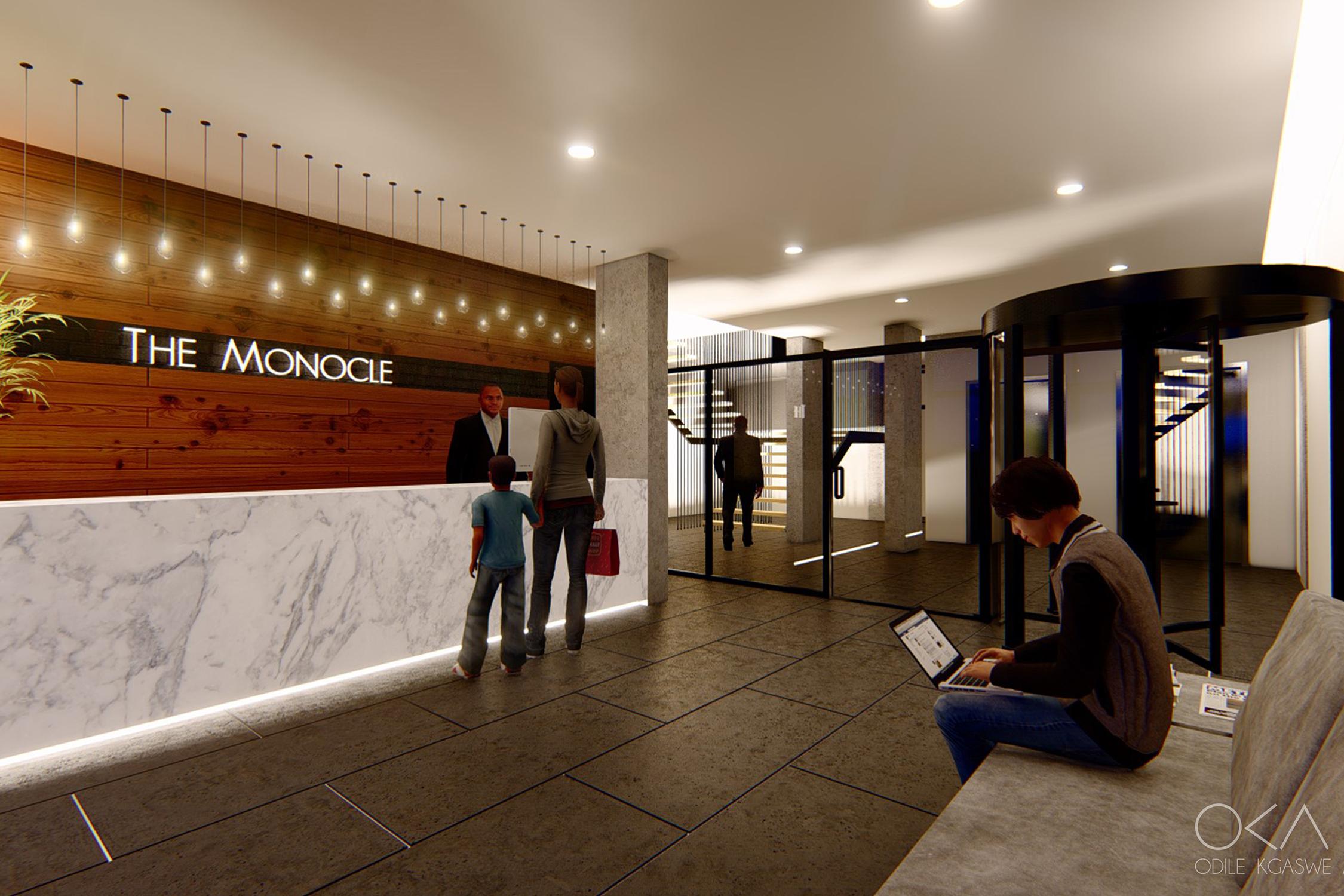The Monocle, Johannesburg