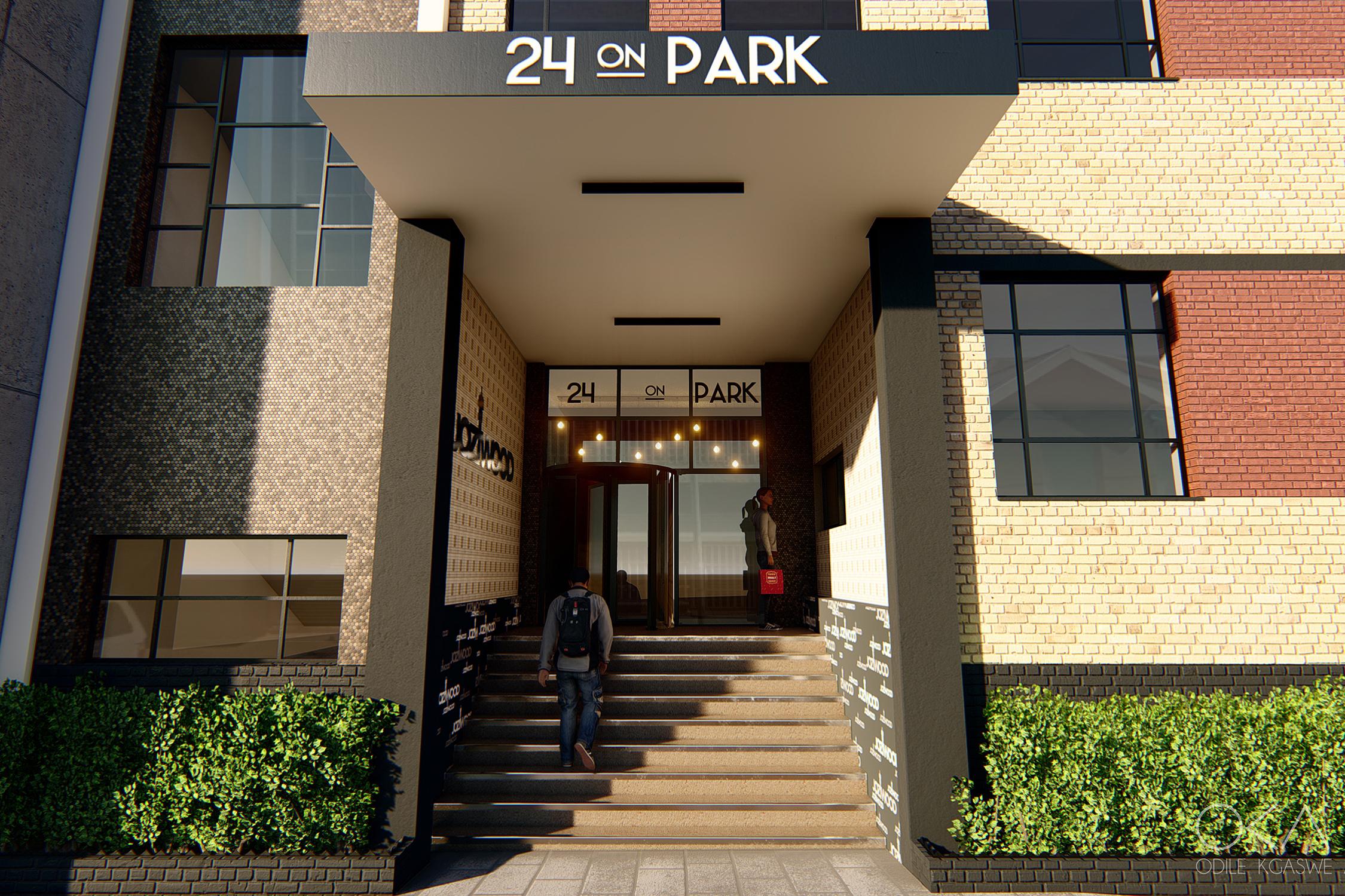 Parmac, Johannesburg