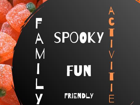 Spooky Fun Friendly Activities