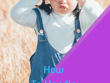How To Handle A Strong Willed Child