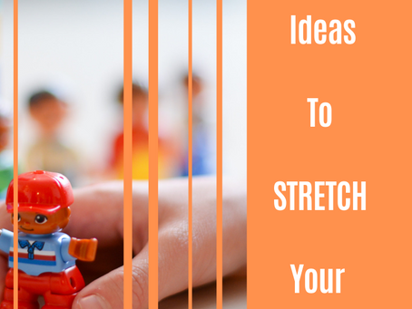 Quick Ideas To Stretch Your Kid-Budget