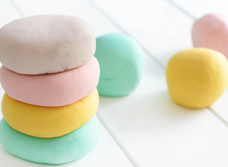 Super Easy Play Dough!