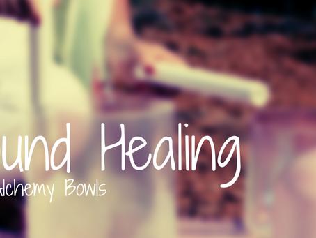 Sound Healing with Alchemy Bowls