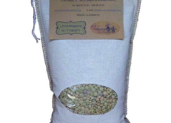 Lenteja Castellana Extra 1kg