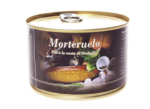 Morteruelo casero Delicias de Eladio. 250g.