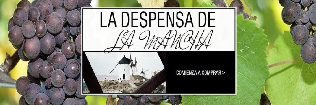 Mercado de Pacifico, La despensa de La Mancha, Los mejores productos manchegos en Madrid