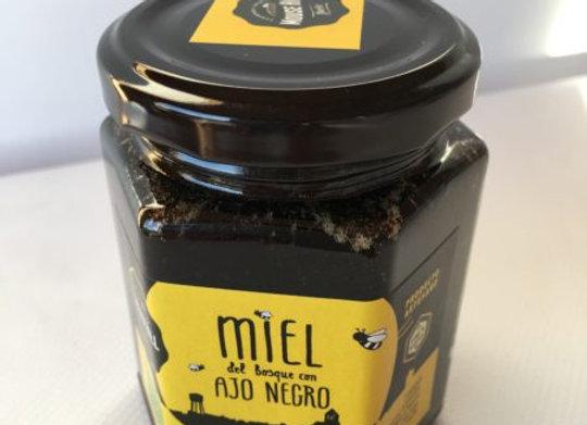 Miel con Ajo Negro de Las Pedroñeras