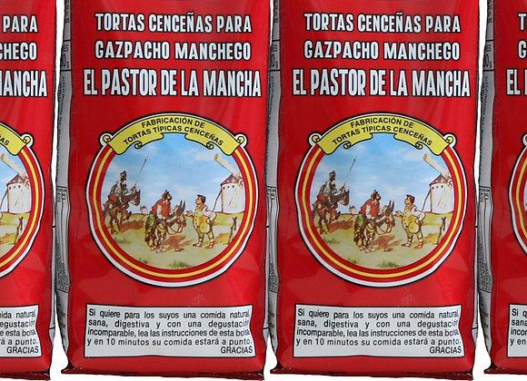1 bolsa de 180g de Tortas cenceña El Pastor de La Mancha