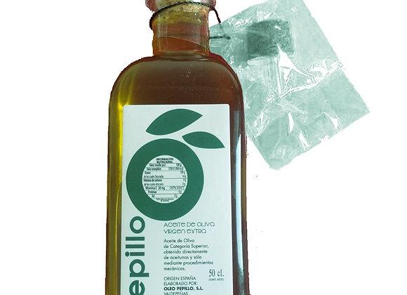 Aceite de Oliva Virgen extra 0,50 cl