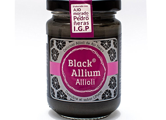 "Allioli De Ajo Negro ""Black Allium"" .135g"