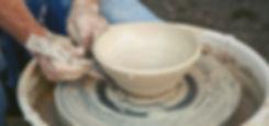 The Wallflower & Wallace - ceramics workshop