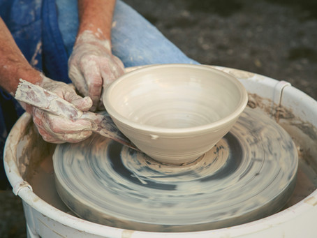 Teaching-The Potter