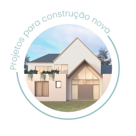 Projetos para construção nova