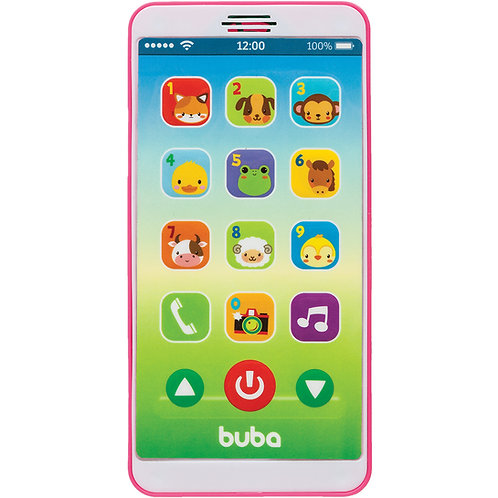 BABY PHONE - AZUL / ROSA - BUBA