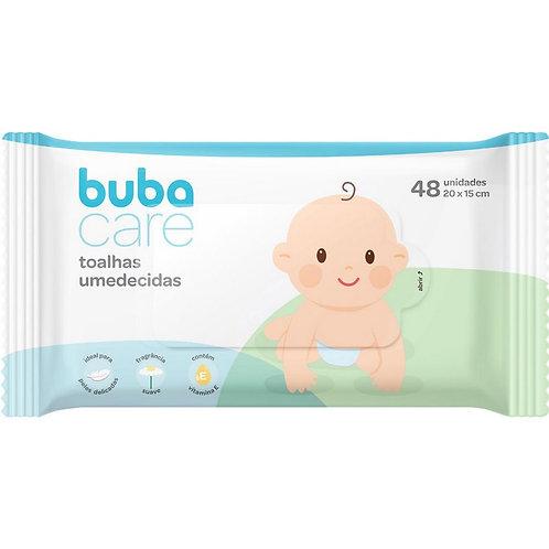 LENÇOS BABY 48UN. - BUBA