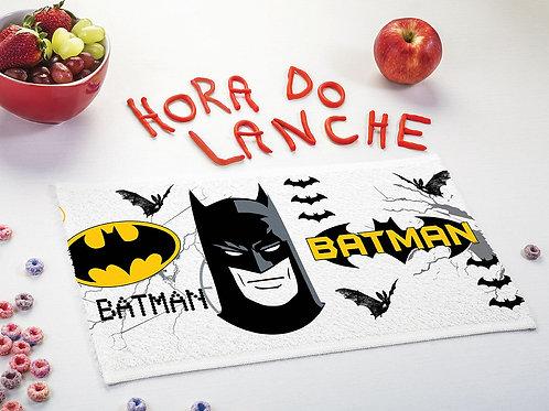 TOALHA DE LANCHEIRA INFANTIL BATMAN - LEPPER