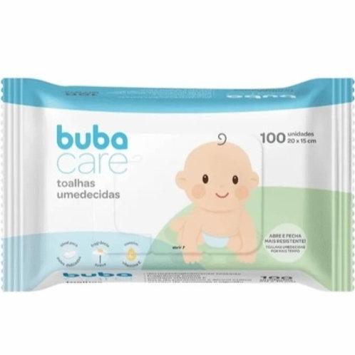 LENÇOS BABY 100UN. - BUBA