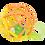 Thumbnail: BABY BALL LUZ E SOM - DIVERSAS CORES - BUBA