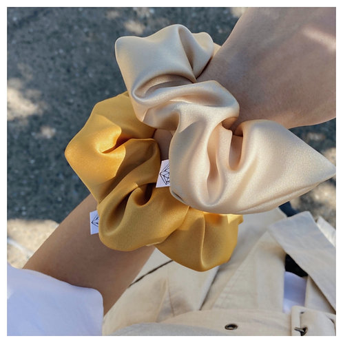 Silk Scrunchies ✨