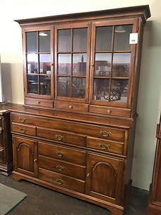 solid cherry china hutch.png