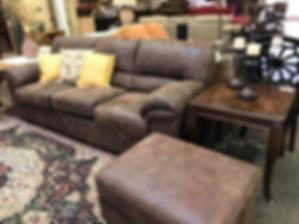 Brown sofa with ottoman 2.png