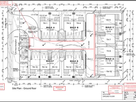 布里斯班Stretton区15套现代联排别墅项目DA批准