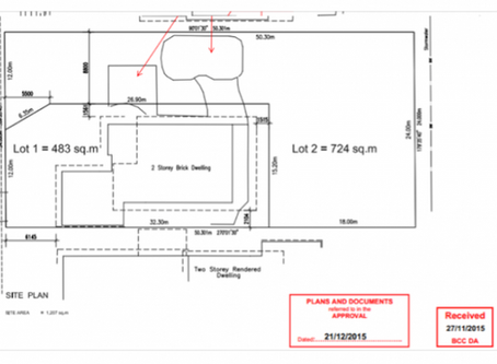Subdivision (1 into 2) Sunnybank Hills