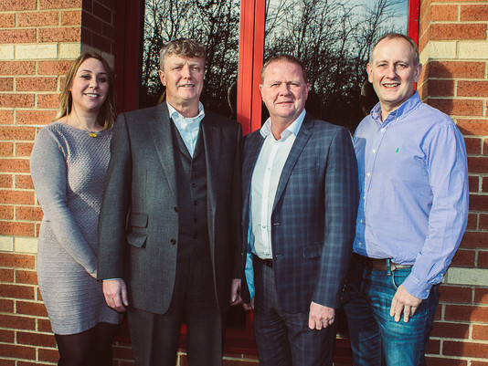 PARTNERSHIP DEAL TO DELIVER FUNDING FOR GLOBAL BUSINESS