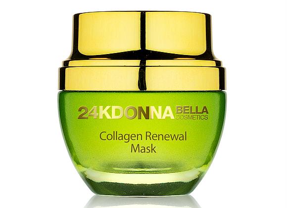Donna Bella 24K Gold Collagen Radiance Renewal Mask - 50ml
