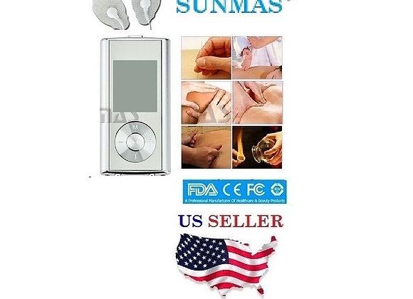 SUNMAS Electric Tens Massager 6 Massage Modes
