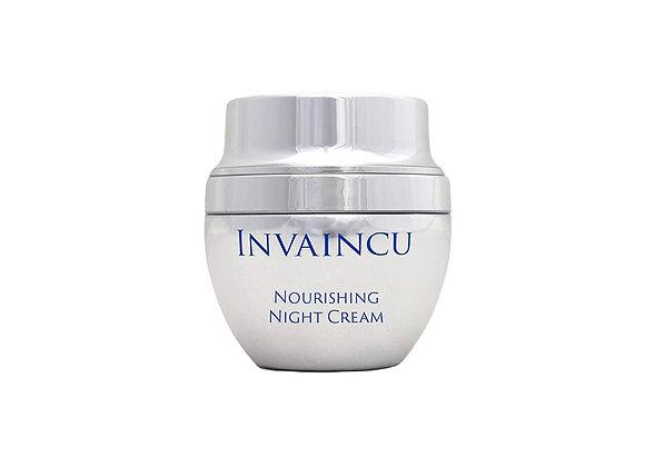 Invaincu Nourishing Night Cream Restores Skin's Youthful Appearance