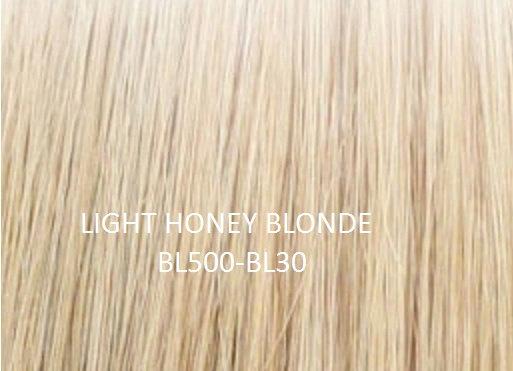 """Herstyler Hidden Crown 18"""" Human Hair Extensions Blonde BL500"""