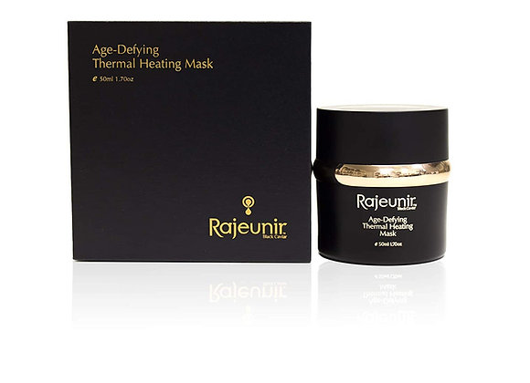 Rajeunir Black Caviar Age-defying Thermal Heating Mask