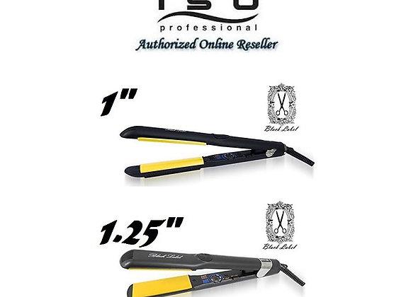 "ISO Beauty - BLACK LABEL PRO 1"" OR 1.25"" Flat Iron"